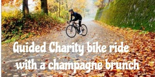 Charity Bike Ride and Champagne Brunch for Brathay