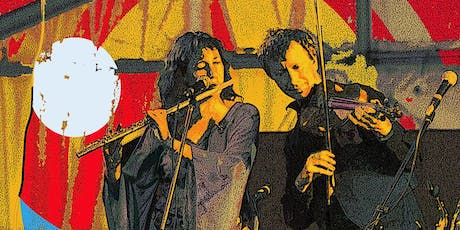Zetor in the Kailyard - Folk based duo at The Coach House tickets