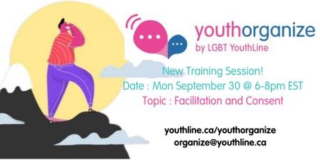 YO Workshop: Facilitation and Consent tickets