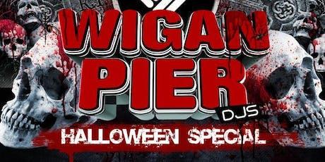 WIGAN PIER HALLOWEEN SPECIAL - LIVE IN WREXHAM tickets
