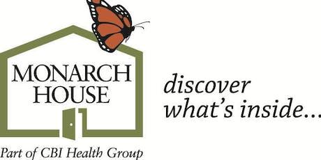 Monarch House Trafalgar Open House - Skills for Life Program tickets