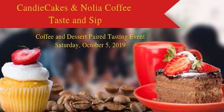 Taste & Sip tickets