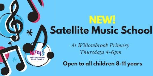 Satellite Music School at Willow Brook