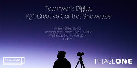 Phase One IQ4 Creative Control Showcase tickets