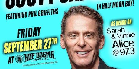 Scott Capurro At HopDogma! tickets