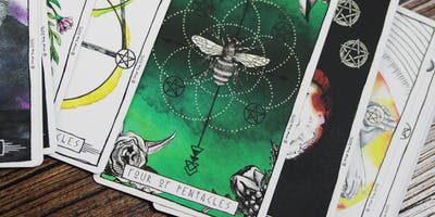 Witch School for Adults: The Basics of Tarot