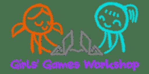 Girls' Games Workshop für Erwachsene in Kooperation mit GLAMOUR