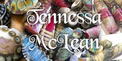 Handmade Lampwork Beads Trunk Show - Tennessa McLean