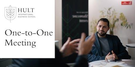 One-to-One Consultations in Zurich - Undergraduate tickets