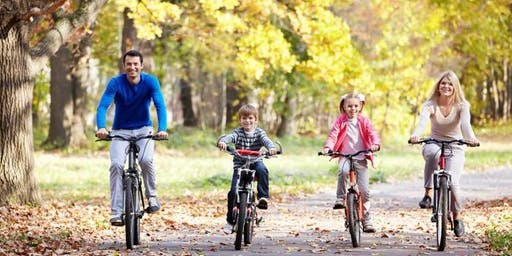 2nd Annual Fall Family Fun Walk and Ride