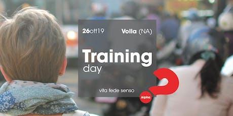 Training Alpha Volla (NA) // 26 ott 2019 biglietti