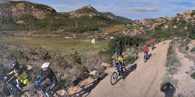 Escursione guidata in mtb nella Valle del Cedrino