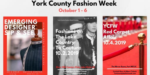 York County Fashion Week