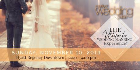 PWG's Fall  Wedding Show | Hyatt Regency Downtown St. Louis | November 10 tickets