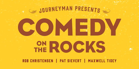 Comedy on the Rocks tickets