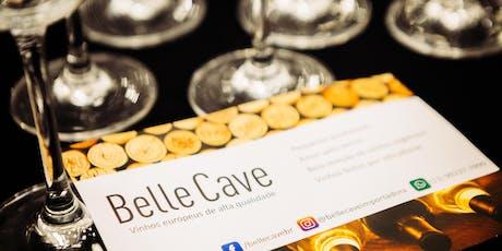 Degustação Anual Belle Cave em São Paulo ingressos