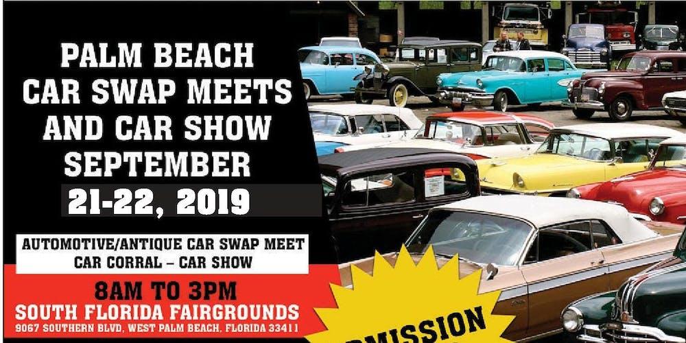 Car Swap Meet >> Palm Beach Car Swap And Car Show Meets Returns September 21