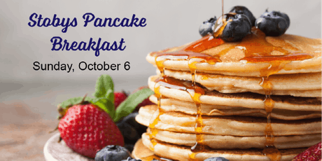 Junior Auxiliary Stoby's Pancake Breakfast tickets
