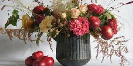 Seasonal Table Arrangement & Styling tickets