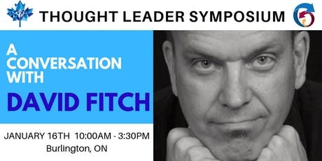 Thought Leader Symposium: A Conversation with David Fitch tickets