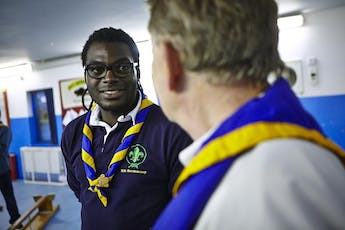 Shropshire Scouts; Adult Training; Module: 16 / 17 / 18 / 19 tickets