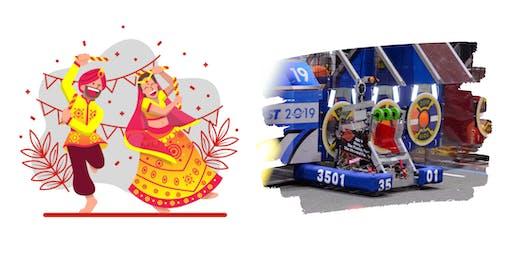 FHS Robotics Dandiya Fundraiser