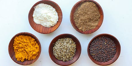 Cooking with Indian Spices tickets