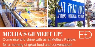Melba's GE Meet-Up