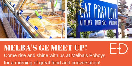 Melba's GE Meet-Up
