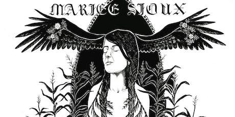 Mariee Sioux and Angelica Rockne, Kingston NY tickets