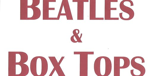 Beatles & Box Tops House Concert *Talley, Stewart, Leslie & Young