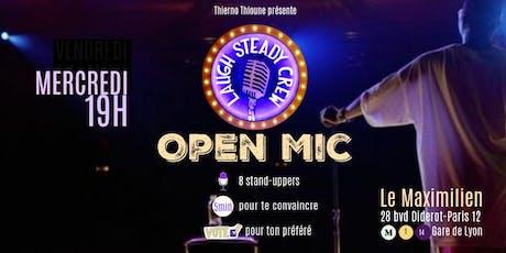 LSC Open Mic #3 billets