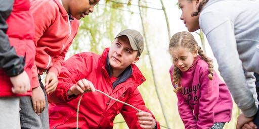 Shropshire Scouts; Adult Training; Module: 12B