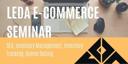 E-Commerce Seminar: Sell While You Sleep