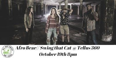 Afrobear// Swing That Cat