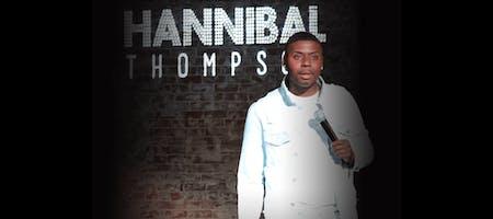 Comedian Hannibal Thompson
