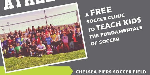 Charity Soccer Clinic for Kids