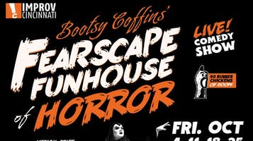 """""""Bootsy Coffins' Fearscape Funhouse of Horror"""""""