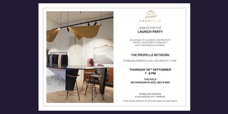 PropElle Network Launch tickets