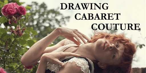 Drawing Cabaret Couture - Egon Schiele