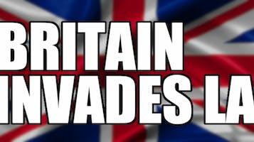 """""""Britain Invades LA"""": A Lip-Sync Battle Mystery Show"""