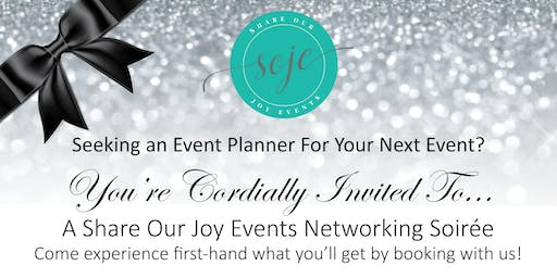 Share Our Joy Events Networking Soiree