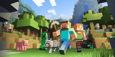 Minecraft Build Challenge