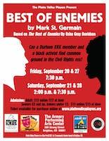 """""""Best of Enemies"""""""