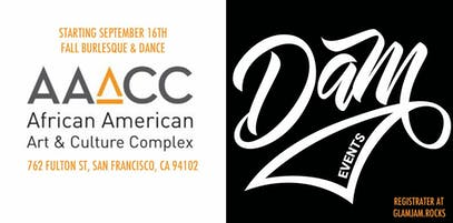 "Fall Burlesque & Dance at AAACC: ""DAM Events Choreo Remix"""