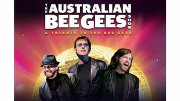 """The Australian Bee Gees Show -- A Tribute to the Bee Gees"""
