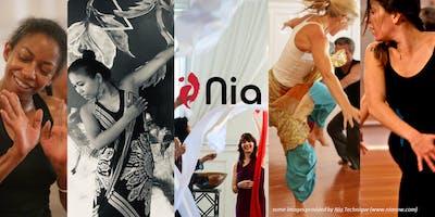 DANCE WITH RONA - NIA at HEARTFELT STUDIO - OCT 19