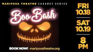 """Boo Bash: A Spooky Cabaret"""