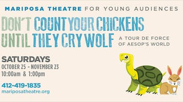 """""""Don't Count Your Chickens Until They Cry Wolf"""""""