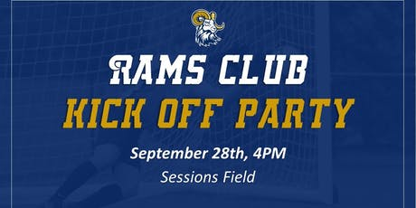 Rams Club Annual Kickoff Party! tickets